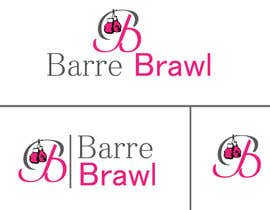 #4 para Design a Logo for Barre Brawl por infosouhayl