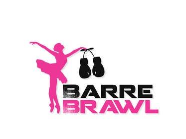 Nro 11 kilpailuun Design a Logo for Barre Brawl käyttäjältä KremMtv