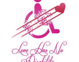 obayomy tarafından Design a Logo for #Love Has No Disability için no 7