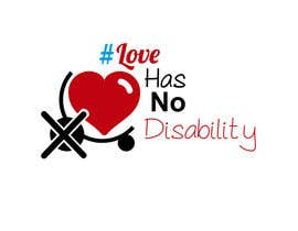 DonCabrini tarafından Design a Logo for #Love Has No Disability için no 14