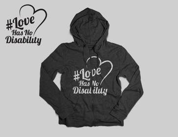 #13 untuk Design a Logo for #Love Has No Disability oleh SergiuDorin