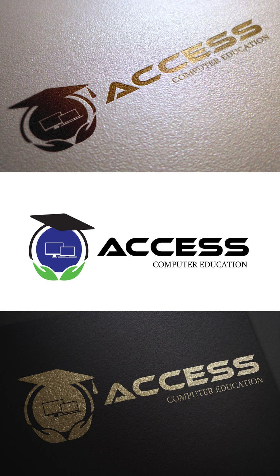 Konkurrenceindlæg #57 for Design a Logo for Access Computer Education