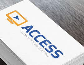 #36 for Design a Logo for Access Computer Education af emilio357