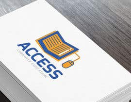 #38 for Design a Logo for Access Computer Education af emilio357