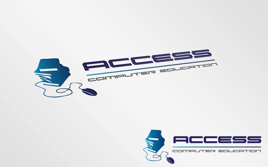 Konkurrenceindlæg #                                        27                                      for                                         Design a Logo for Access Computer Education