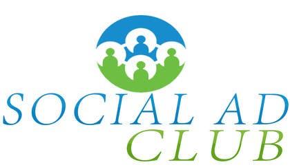 #38 cho Design a Logo for social ad club bởi RAIDAHKHALIDSYED