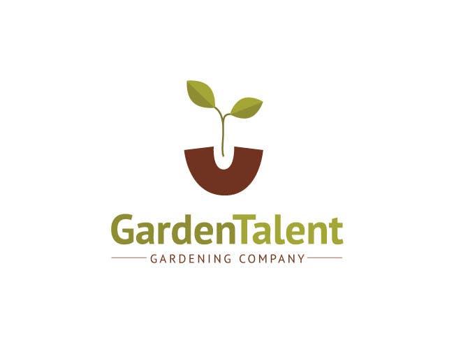 Contest Entry #                                        11                                      for                                         Design a Logo for GardenTalent our gardening website