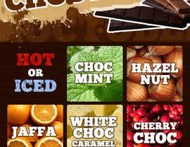 #122 para Poster Design for a Chocolate promotion de FatXGraphics
