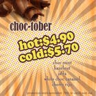Graphic Design Конкурсная работа №66 для Poster Design for a Chocolate promotion