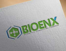 #53 untuk Design a logo for our scientific consulting company oleh Termoboss