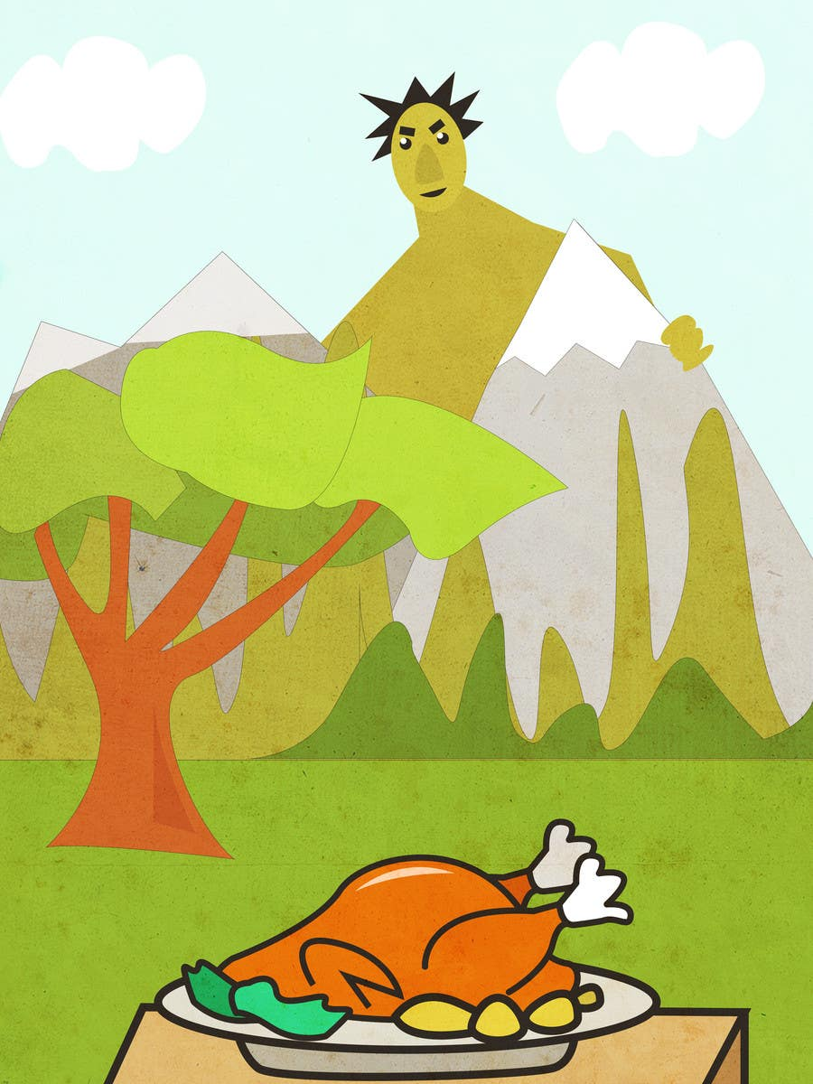 Contest Entry #9 for Illustration for promoting a theatreplay for children (4-10 years old)