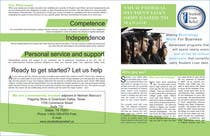 Bài tham dự #45 về Graphic Design cho cuộc thi Create a Brochure Student Loan Relief, Inc