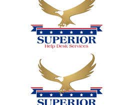 nº 637 pour Design a Logo for Superior Help Desk Services Inc par allreagray