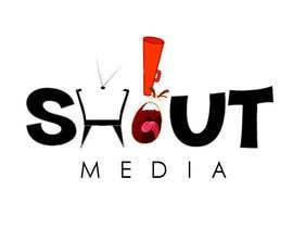 Nro 63 kilpailuun Design a Logo for ShoutMedia käyttäjältä shwetharamnath