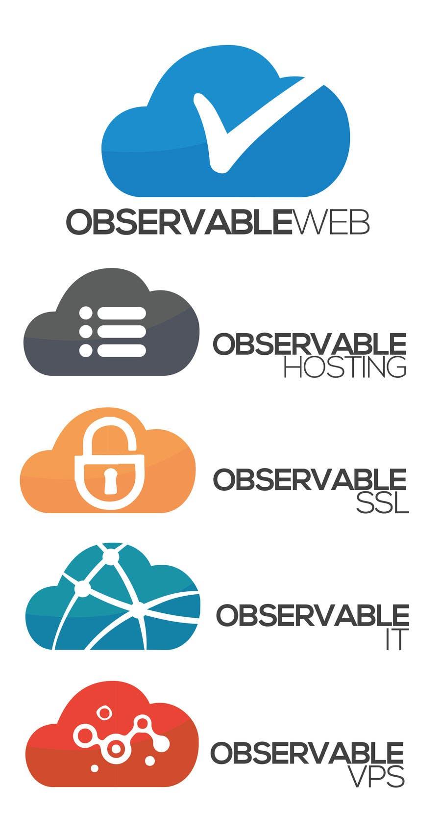 Konkurrenceindlæg #                                        151                                      for                                         Design a Logo for Web hosting Business/IT/SSL/VPS