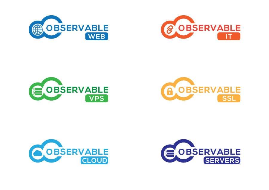 Konkurrenceindlæg #                                        125                                      for                                         Design a Logo for Web hosting Business/IT/SSL/VPS