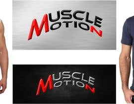 #44 untuk Modify and adapt text lettering for Gym Wear T-Shirt oleh Srbenda88