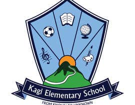 #21 for Design a Logo for Kagi Elementary School af InfinityArt