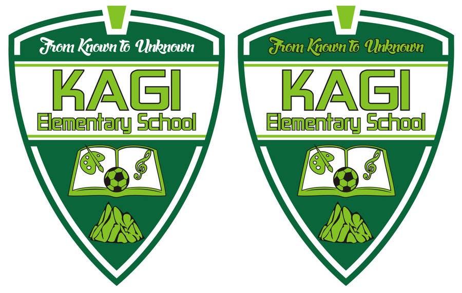 Konkurrenceindlæg #24 for Design a Logo for Kagi Elementary School