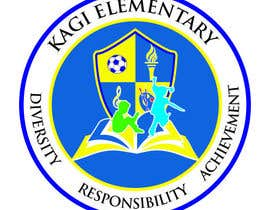 #13 for Design a Logo for Kagi Elementary School by thedubliner