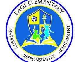thedubliner tarafından Design a Logo for Kagi Elementary School için no 13