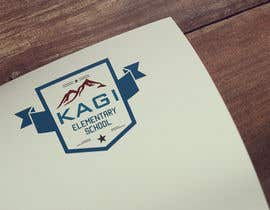 #3 for Design a Logo for Kagi Elementary School by Naumovski