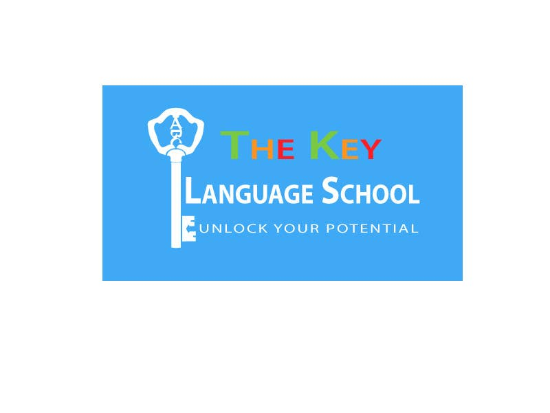 Kilpailutyö #                                        9                                      kilpailussa                                         Design a Logo for The Key Language School