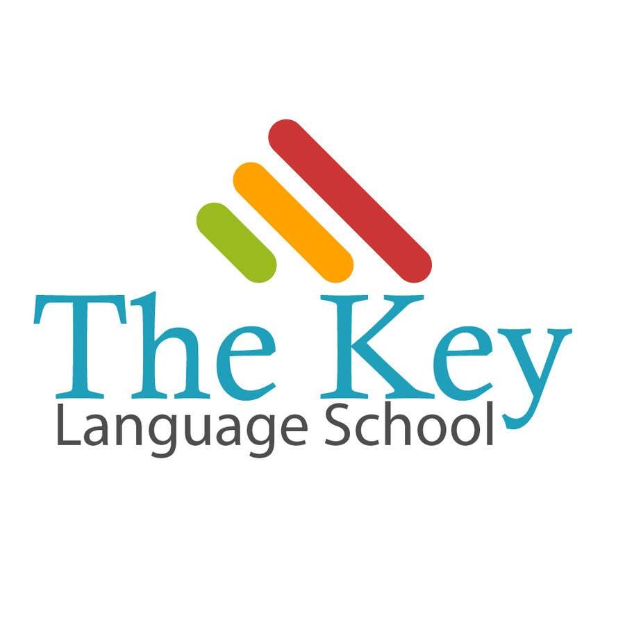 Kilpailutyö #                                        14                                      kilpailussa                                         Design a Logo for The Key Language School