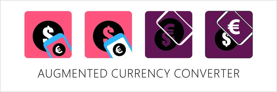 Konkurrenceindlæg #15 for App Icon For Augmented Currency Converter