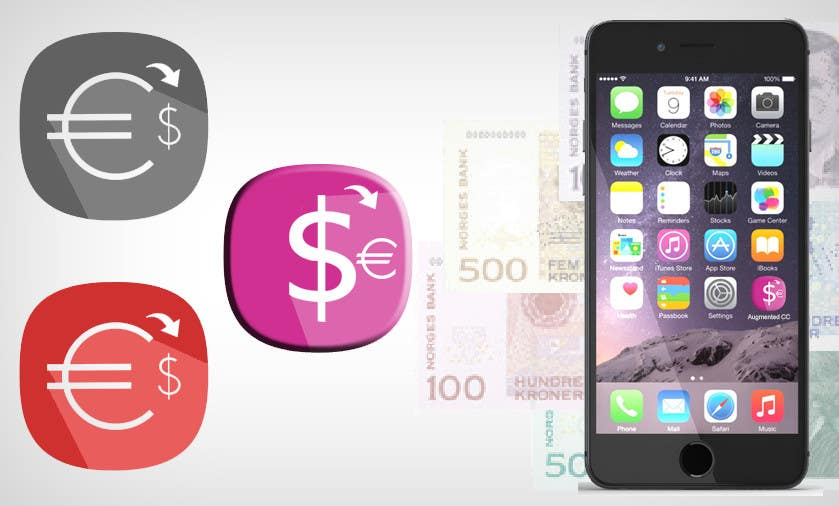 Konkurrenceindlæg #53 for App Icon For Augmented Currency Converter