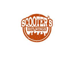 #14 for Design a Logo for Scooter's Hot Wings by ricardosanz38