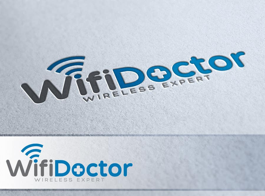 Contest Entry #27 for Design a Logo for Wifi Doctor