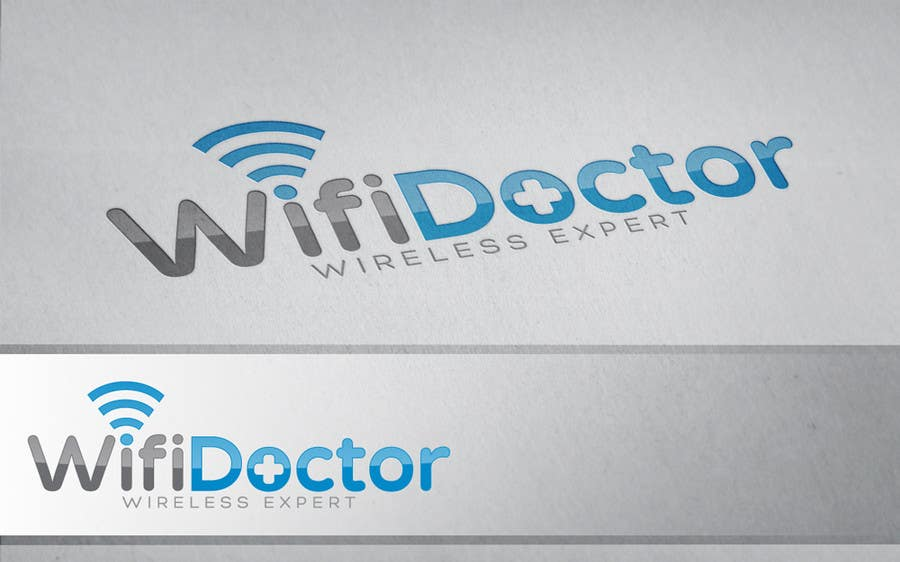 #29 for Design a Logo for Wifi Doctor by HammyHS