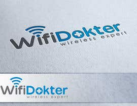 nº 33 pour Design a Logo for Wifi Doctor par HammyHS