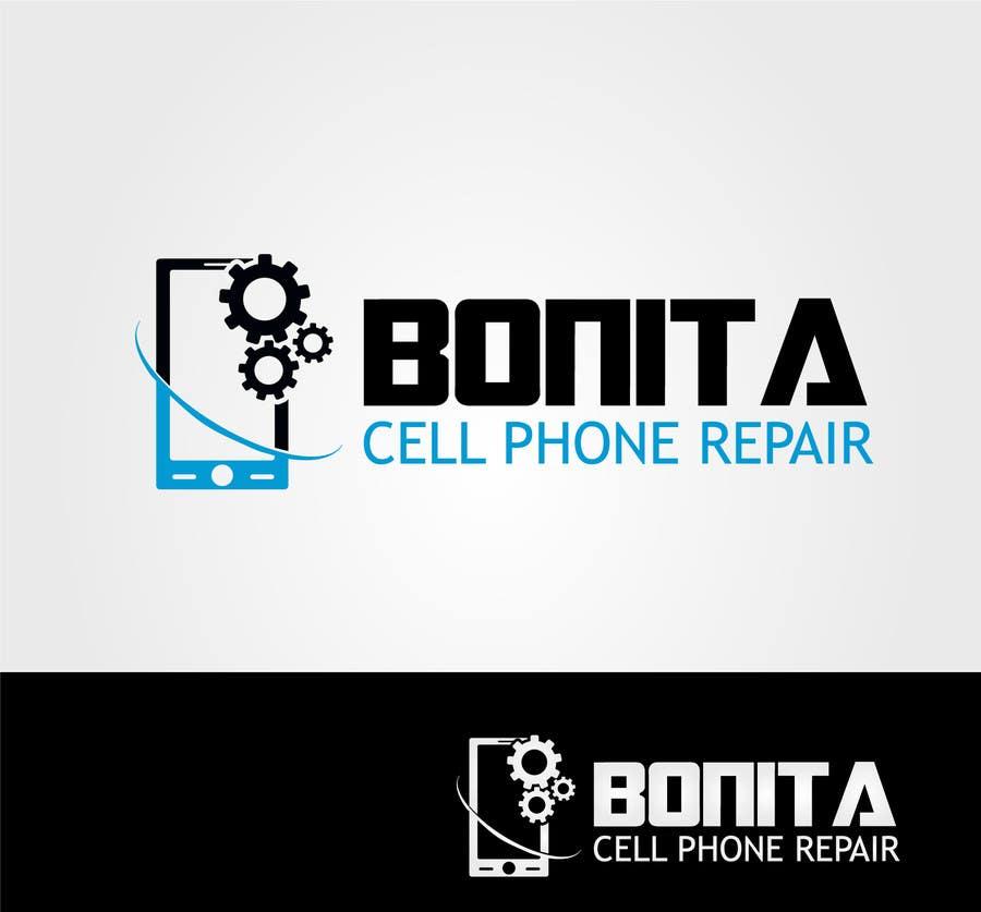 Contest Entry #                                        30                                      for                                         Design a Logo for Bonita Cell Phone Repair