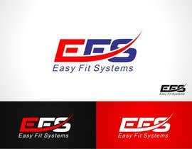 "#48 cho Design a Logo for ""Easy Fit Systems"" bởi Qomar"