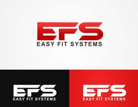 "brather3 tarafından Design a Logo for ""Easy Fit Systems"" için no 73"