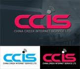 Design a Logo for China Creek Internet Service LTD için Graphic Design580 No.lu Yarışma Girdisi