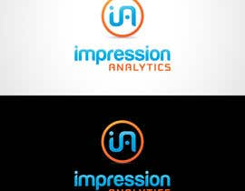#98 for Design a Logo for Impression Analytics af jakuart