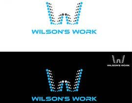 "#65 para Design a logo for ""WILSON's WORK"" por hubbak"