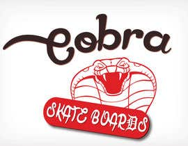 #15 for Design a Logo for Cobra Skateboards af tgugliel