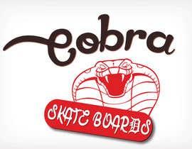 tgugliel tarafından Design a Logo for Cobra Skateboards için no 15