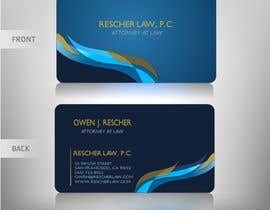 nº 30 pour Design some Business Cards for a professional-services company par sergiovc