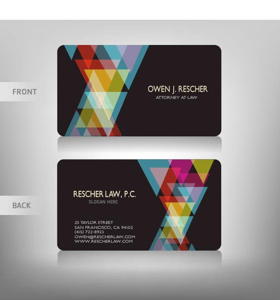 Bài tham dự cuộc thi #                                        32                                      cho                                         Design some Business Cards for a professional-services company
