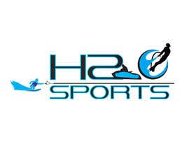 #66 for Disegnare un Logo for H2O sports by piratessid