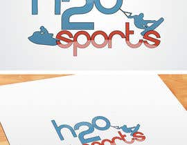 #42 for Disegnare un Logo for H2O sports by bojanantonijevic