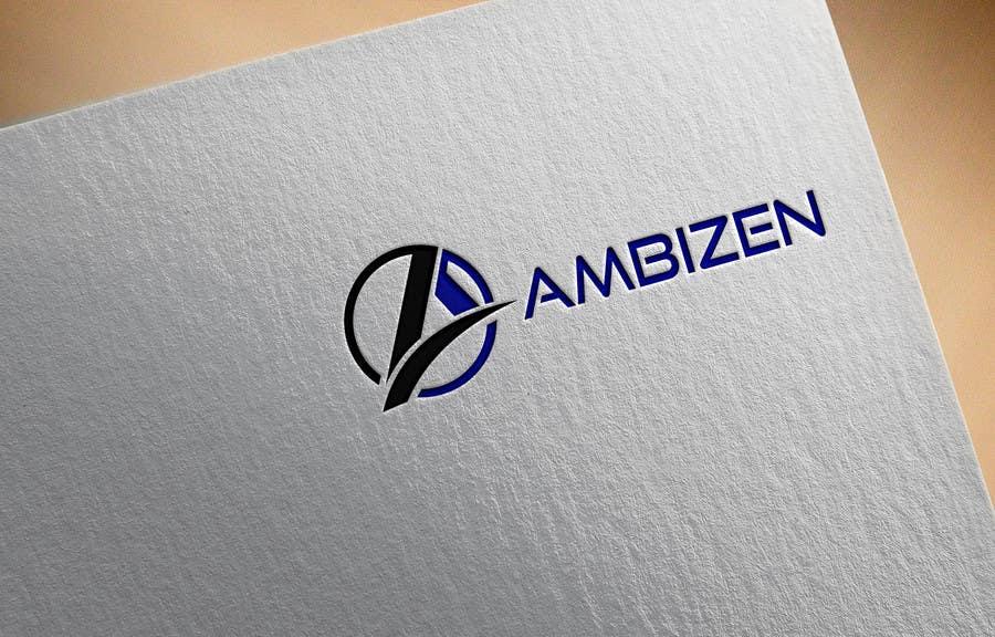 Penyertaan Peraduan #44 untuk Design a Logo for Ambizen