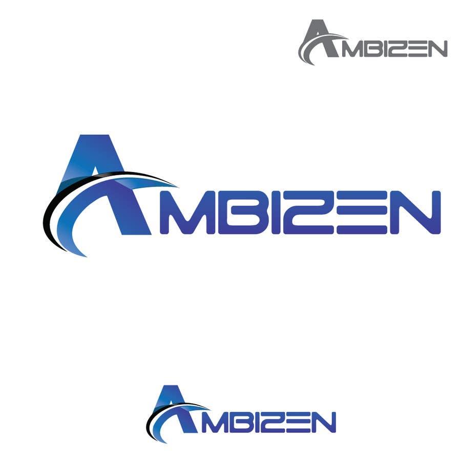 Penyertaan Peraduan #30 untuk Design a Logo for Ambizen