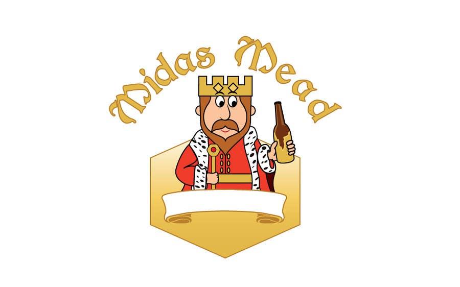 Konkurrenceindlæg #                                        6                                      for                                         Design a Logo for an Alcoholic Honey Drink Company
