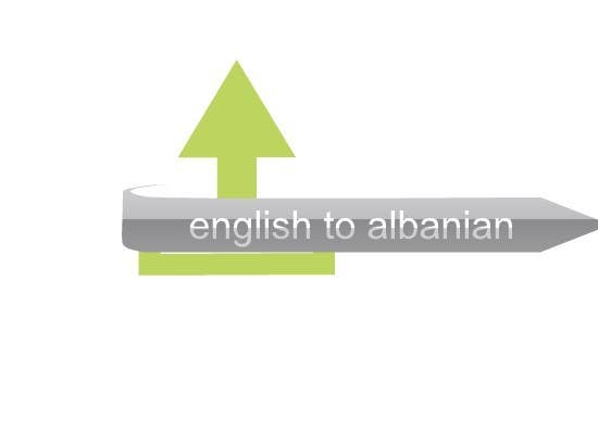 Contest Entry #                                        3                                      for                                         Translate Something from english to albanian